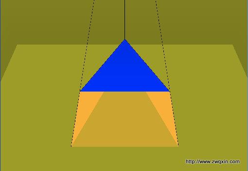 shadow volume demo1