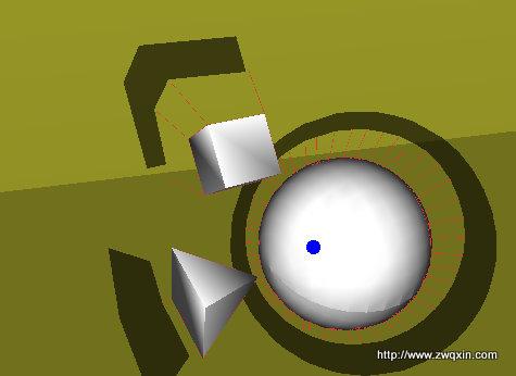 shadow volume demo3