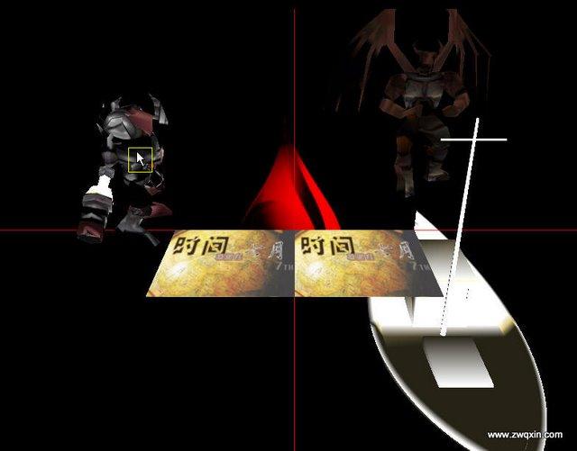 OPENGL 拾取机制 www.zwqxin.com
